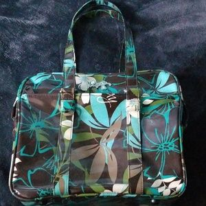 Roxy oilcloth bag